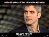 George Clooney's Wallpaper from Oceans Twelve