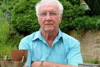 Frank Corti a retired boxer
